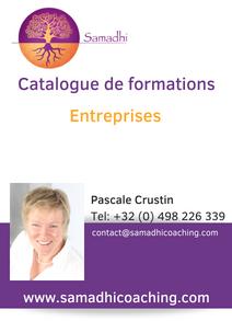 Catalogue garde entreprises canva